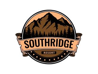 SouthRidge Resort logo design by Rexi_777