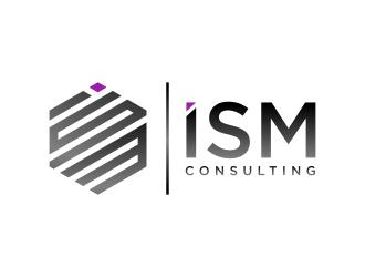 ISM Consulting logo design