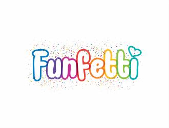 Funfetti logo design