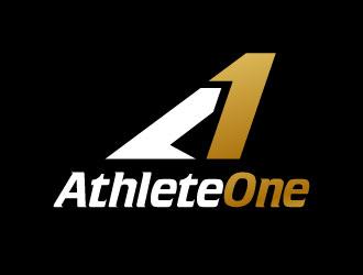 AthleteOne logo design