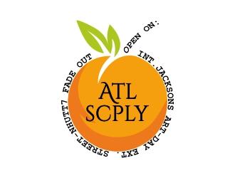 Atlanta Screenplay logo design