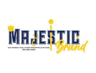 MAJESTIC BRAND logo design