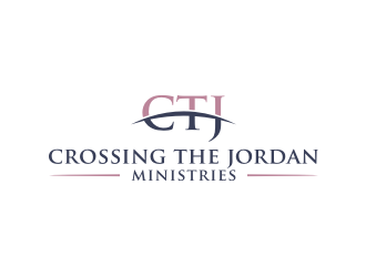 Crossing the Jordan Ministries (CTJ Ministries for short) logo design