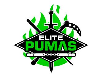 Elite PUMAS Logo Design