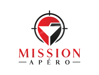Mission Apéro logo design