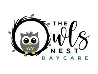 The Owls Nest  logo design