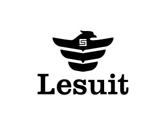 Lesuit (Lesu1t) logo design by CreativeKiller