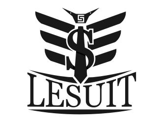 Lesuit (Lesu1t) logo design by rgb1