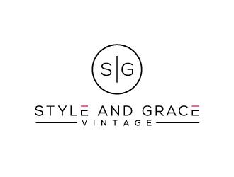 Style and grace vintage  Logo Design