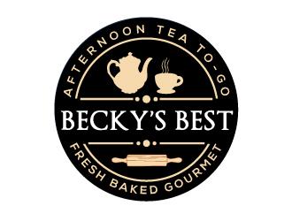 Beckys Best logo design