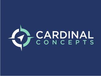 Cardinal Concepts logo design