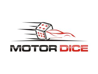 Motor Dice logo design