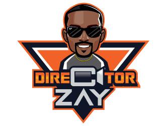DirectorZay logo design