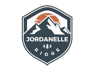 Jordanelle Ridge logo design