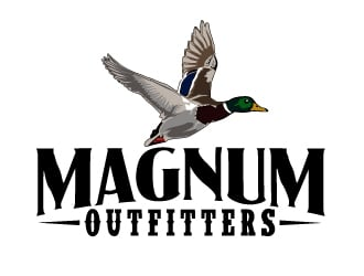 Magnum Outfitters logo design