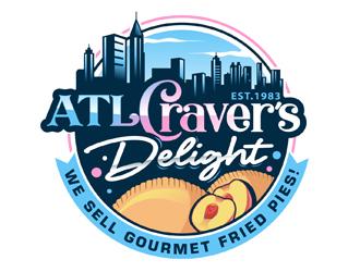 ATL Craver's Delight logo design