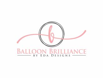 Balloon Brilliance by Eda Designs  logo design