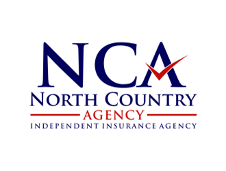 North Country Agency logo design
