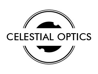 Celestial Optics logo design by gateout