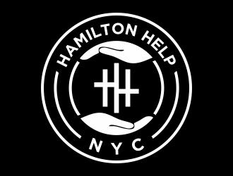 Hamilton Help logo design
