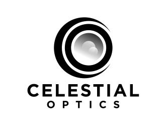 Celestial Optics logo design by cintoko