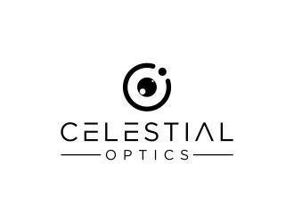 Celestial Optics logo design by Msinur