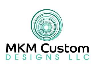 MKM Custom Designs LLC logo design by AamirKhan
