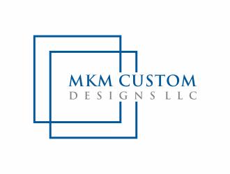 MKM Custom Designs LLC logo design by christabel
