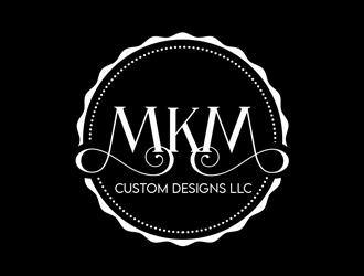MKM Custom Designs LLC logo design by kunejo