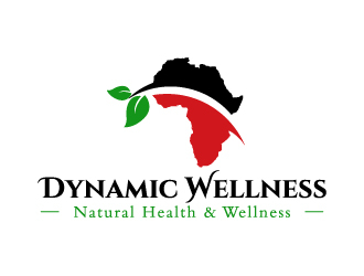 Dynamic Wellness logo design