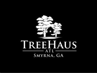 TreeHausATL logo design