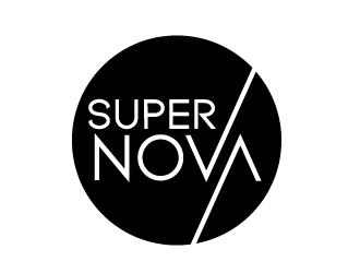 Supernova  logo design