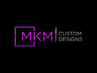 MKM Custom Designs LLC logo design by GassPoll