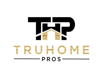 TruHome Pros logo design by Mahrein