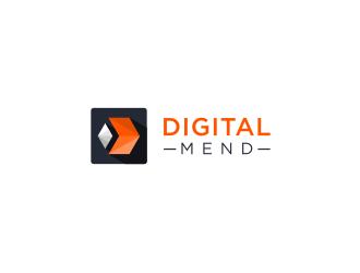 Digital Mend logo design