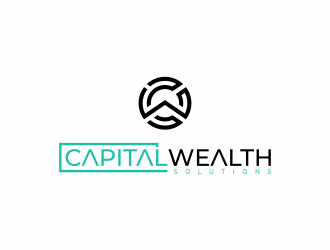 Capital Wealth Solutions Logo Design