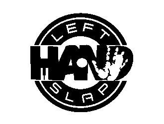 LeftHandSlap logo design