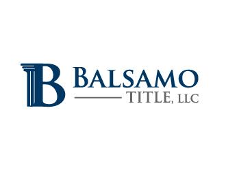 Balsamo Title, LLC logo design by jaize