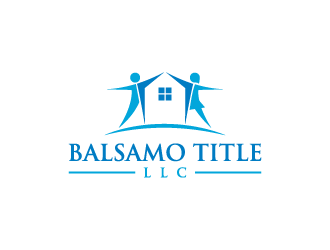 Balsamo Title, LLC logo design by jafar