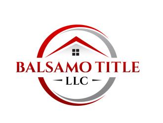 Balsamo Title, LLC logo design by adm3