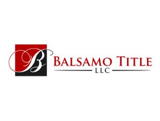 Balsamo Title, LLC logo design by sheila valencia
