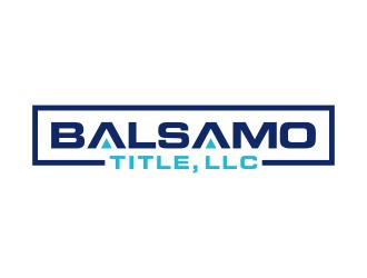 Balsamo Title, LLC logo design by zonpipo1