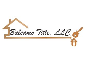 Balsamo Title, LLC logo design by Greenlight