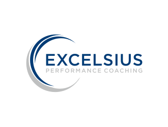 Excelsius Performance Coaching logo design