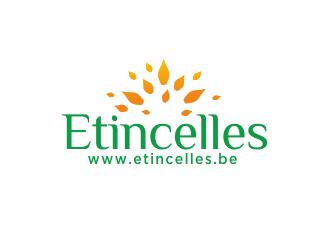 Etincelles logo design