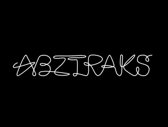 ABZTRAKS logo design