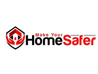 Make Your Home Safer logo design by Suvendu