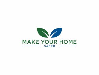 Make Your Home Safer logo design by kurnia