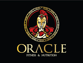 Oracle Fitness & Nutrition logo design