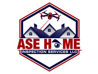 ASE Home Inspection Services LLC logo design